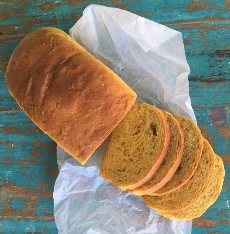 Moroccan Spiced Sandwich Bread